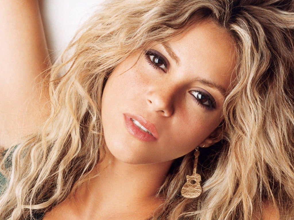 music Shakira Wallpapers Pop Singers Rock