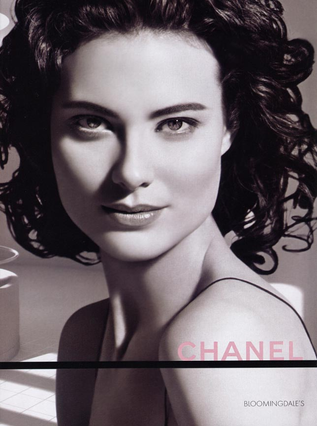 shalom harlow - chanel photo (303135) - fanpop