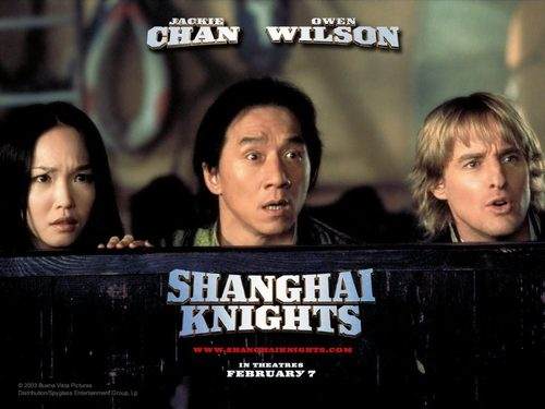 Owen Wilson wallpaper called Shanghai Knights