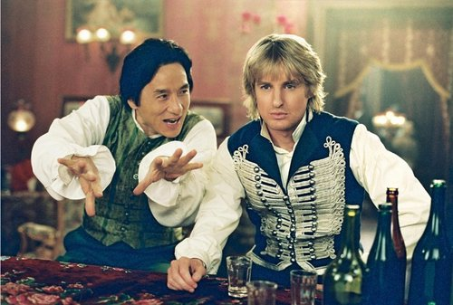 Owen Wilson wallpaper titled Shanghai Knights