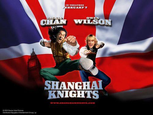 Owen Wilson پیپر وال called Shanghai Knights