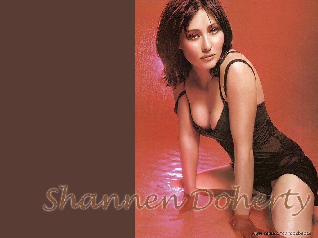 Shannen Doherty