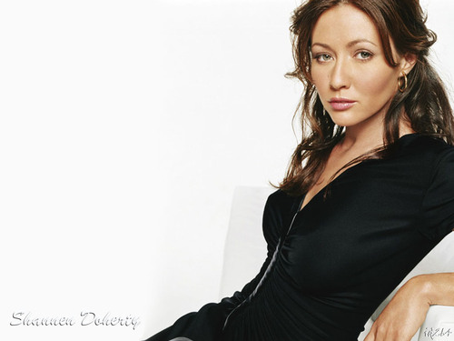 Charmed wallpaper entitled Shannen Doherty