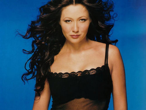 Charmed wallpaper titled Shannen Doherty