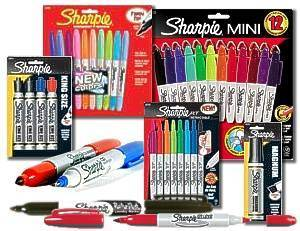 Маркеры Sharpie Обои entitled Sharpie
