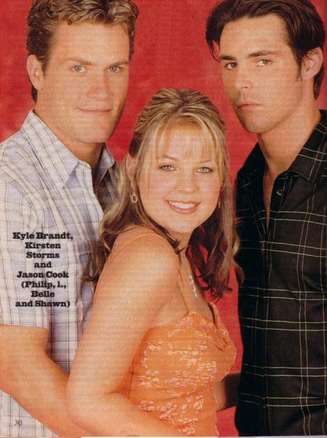 shawn belle and phillip days of our lives photo 69559