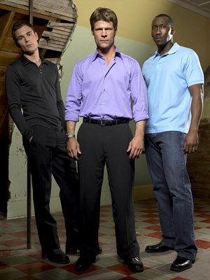 Shawn, Tom and Richard