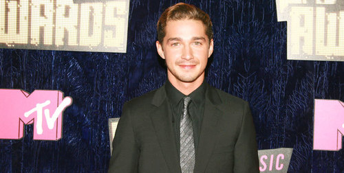 Shia at MTV vma 07