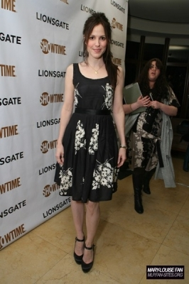 Showtime Golden Globes Party
