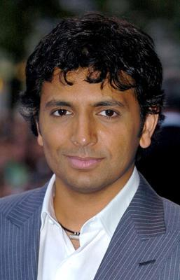 Shyamalan Close Up