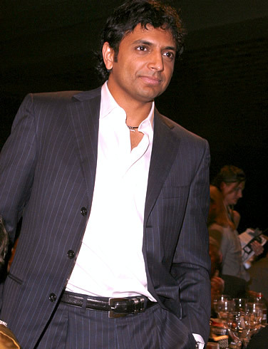Shyamalan In a Suit