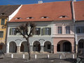 Sibiu - Piata Mica - romania photo