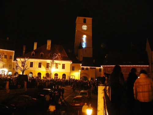 Sibiu Romania 2007
