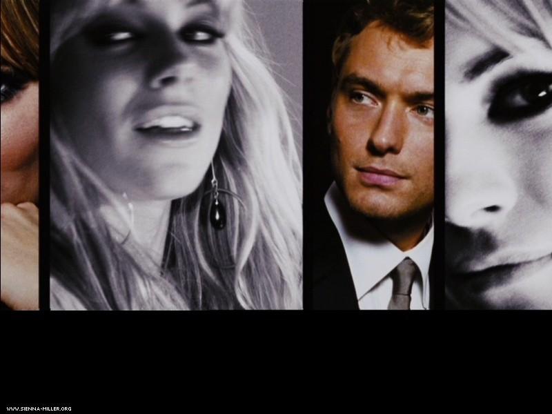 Alfie - Sienna Miller ... Jude Law