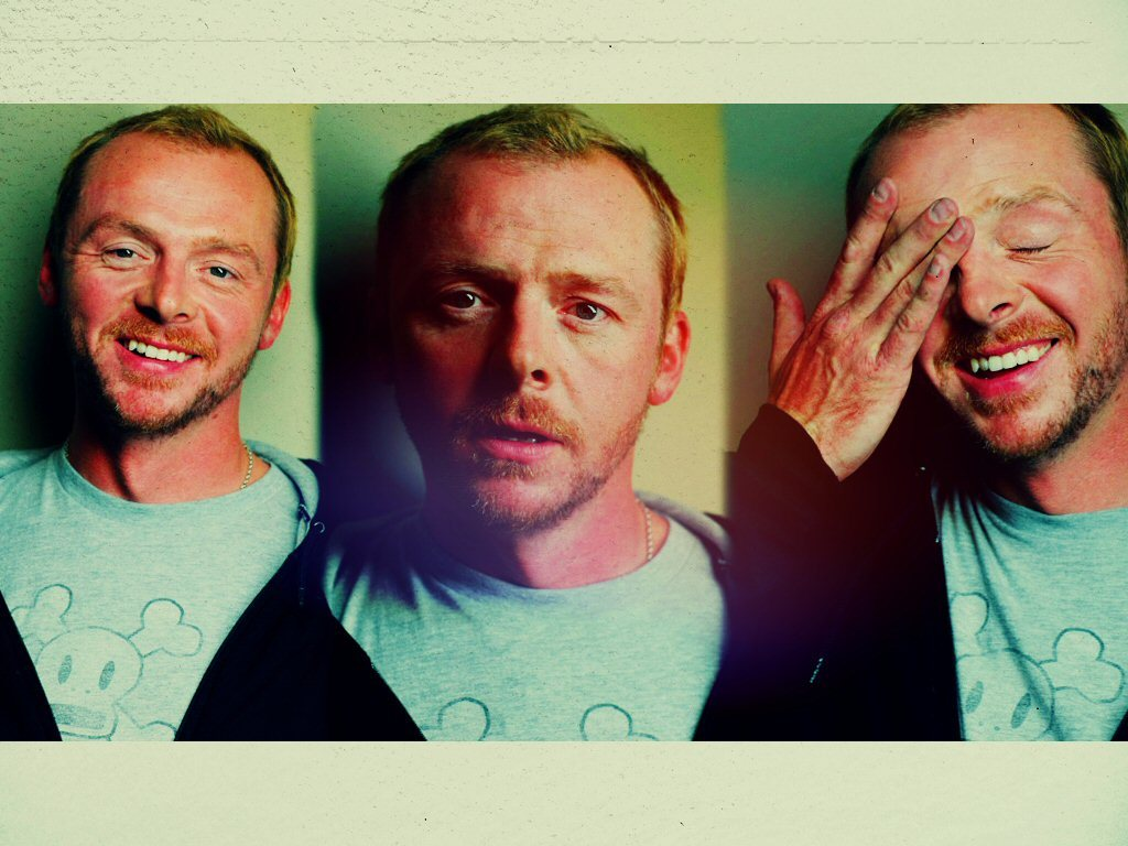simon pegg - simon pegg wallpaper (663169) - fanpop