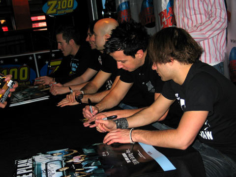 Simple Plan wallpaper called Simple Plan