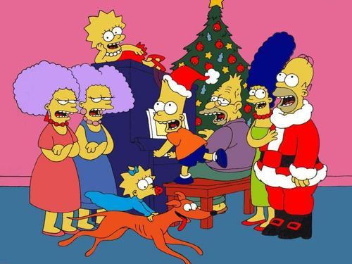 Simpsons -- Weihnachten