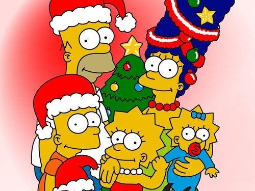Simpsons -- Christmas