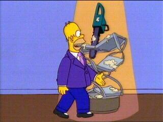 Simpsons - Modern Art