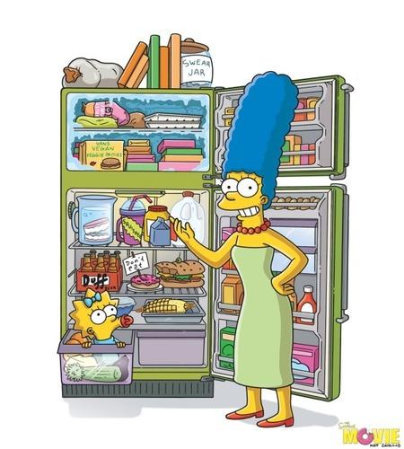 Simpsons 'Movie Pictures'