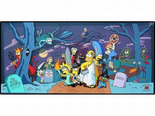 Simpsons' Treehouse of Horror