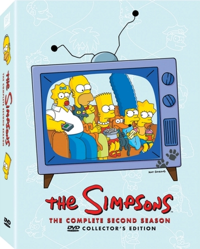 Simpsons DVD BoxSets