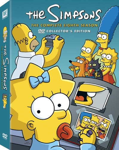 Simpsons DVD BoxSets