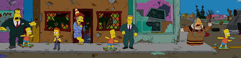 Simpsons Movie Callback