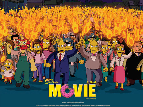 Simpsons Movie