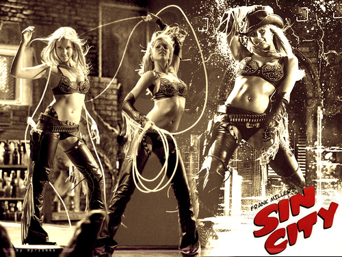 jessica alba wallpaper entitled Sin City