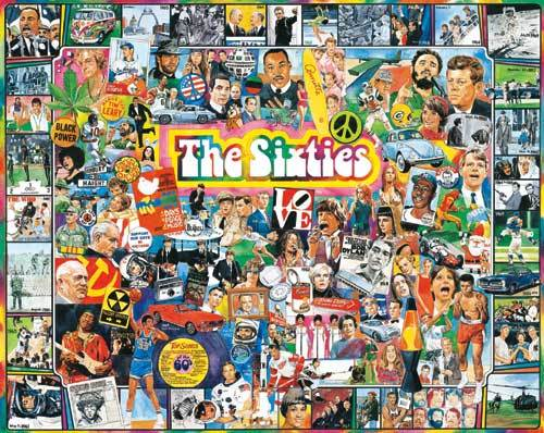 The 60's wallpaper titled Sixties