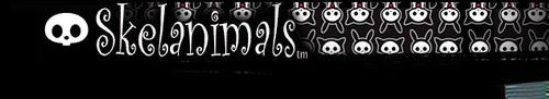 Skelanimals Banner