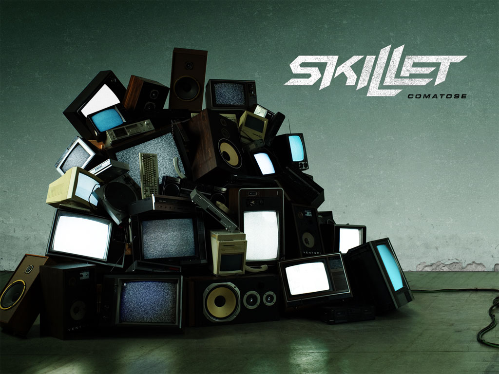 Wallpapers de Skillet HD!