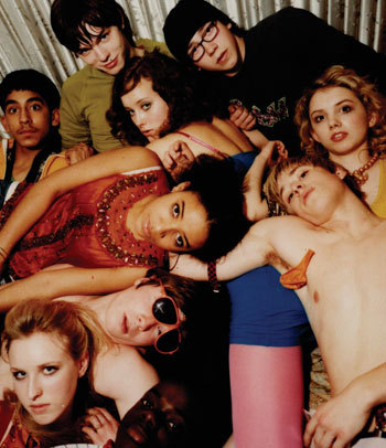 Skins Cast Photo - skins Photo
