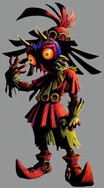 The Legend Of Zelda Images Skull Kid Wallpaper And Background Photos