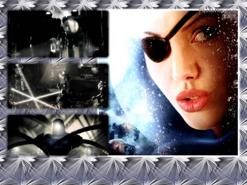 Angelina Jolie wallpaper called Sky Captain