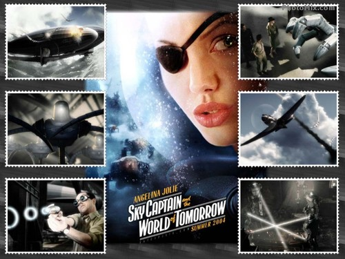 Angelina Jolie wallpaper entitled Sky Captain