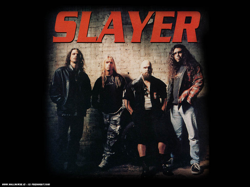 metal wallpaper. Slayer - Heavy Metal Wallpaper