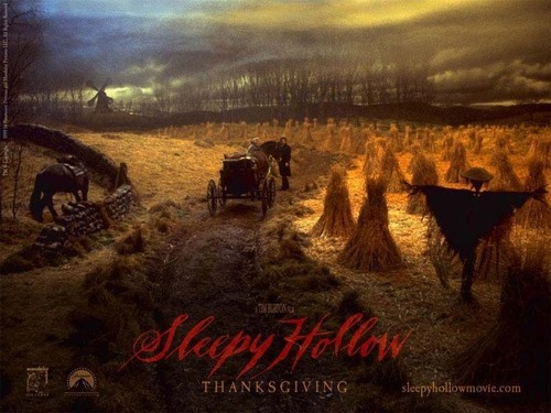 Sleepy Hollow - tim-burton Wallpaper