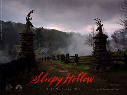 Тим Бёртон Обои titled Sleepy Hollow