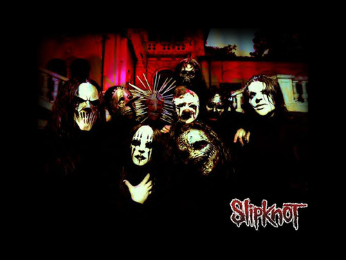 Metal fondo de pantalla called Slipknot