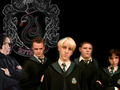 Slytherin - hogwarts wallpaper