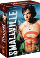 Smallville Season 1 DVD Cover