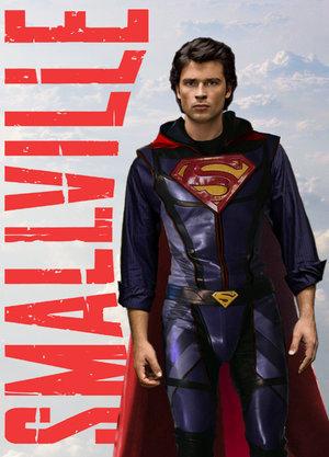 Smallville's superman