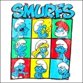 Smurfs - picks fan art