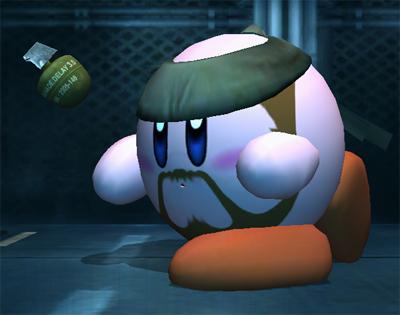 Snake Kirby