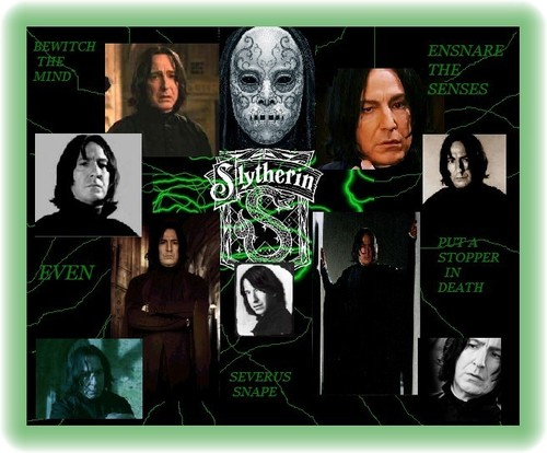 Snape the man