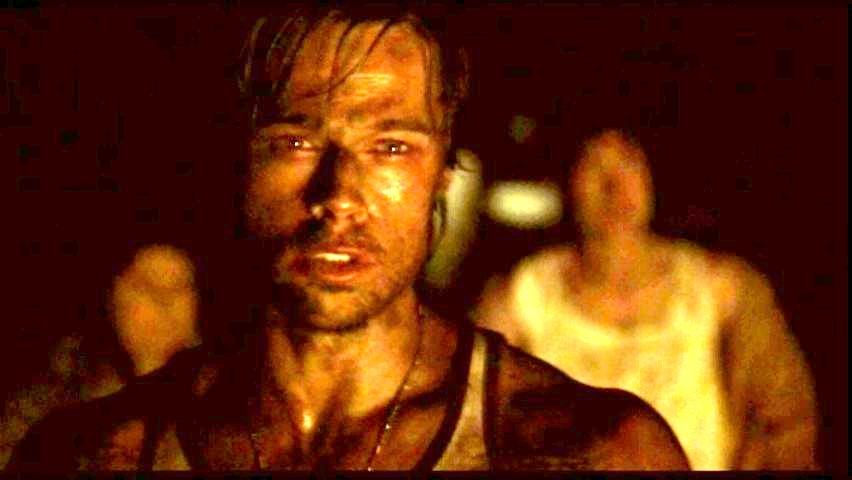 Brad Pitt Snatch Movie