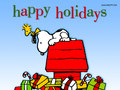 snoopy natal