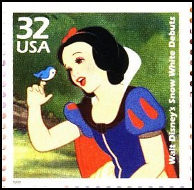 Snow White Stamp